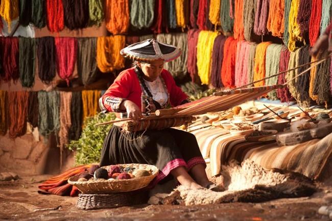 Cusco encanto y maravilla del peru for Ceramica artesanal peru